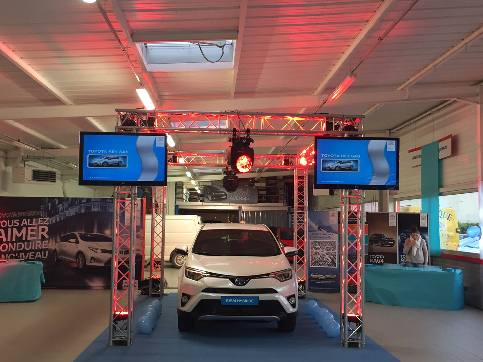 TOYOTA CHALONS 150116